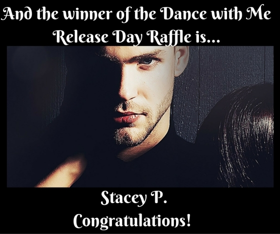 Dance with Me Release Day Raffle